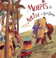 Morris the Artist