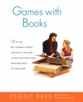 Games With Books