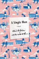 A Single Man [GRPL Book Club]