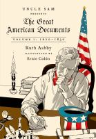 Uncle Sam Presents The Great American Documents Volume 1, 1620-1830