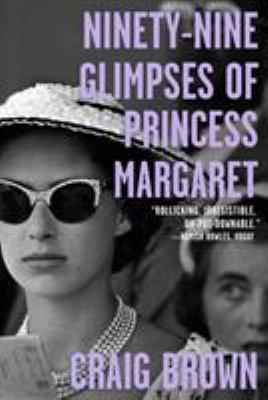 Ninety-Nine Glimpses of Princess Margaret(book-cover)