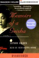 Memoir of A Geisha