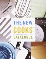 The New Cooks' Catalogue