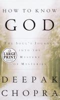 How to Know God(Abridged,CDs)