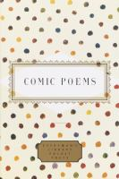 Comic Poems
