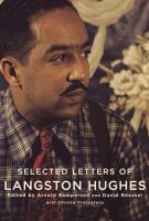 The Selected Letters of Langston Hughes