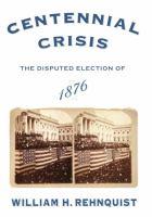 Centennial Crisis
