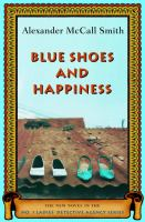 Blue Shoes and Happiness