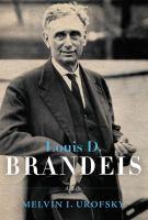 Louis D. Brandeis