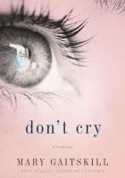 Don't Cry