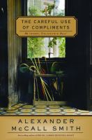 The Careful Use of Compliments