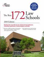 Best 172 Law Schools