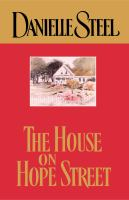 The House on Hope Street[text (large Print)]