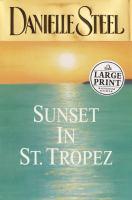 Sunset in St. Tropez