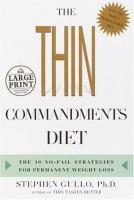 The Thin Commandments Diet