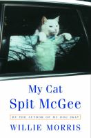 My Cat Spit McGee