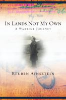 In Lands Not My Own