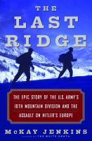 The Last Ridge