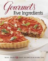 Gourmet's Five Ingredients