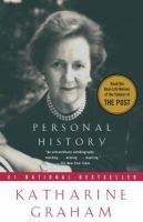 Image: Personal History