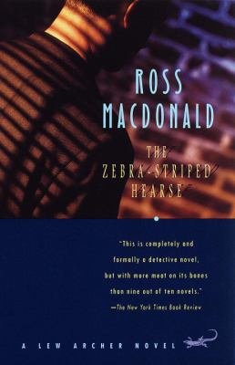 Cover image for The Zebra-striped Hearse