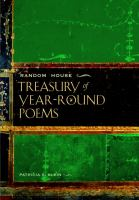 Treasury of Year-round Poems