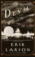 The Devil In The White City (Book Club Kit)