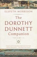 The Dorothy Dunnett Companion