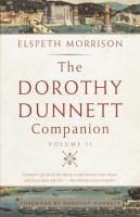 The Dorothy Dunnett Companion, Volume II