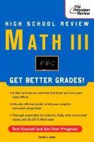 High School Math III Review