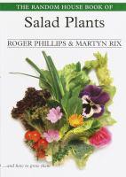 The Random House Book of Salad Plants