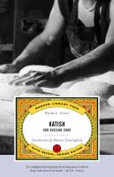 Katish, Our Russian Cook