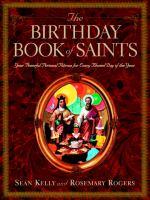 The Birthday Book of Saints