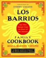 Los Barrios Family Cookbook
