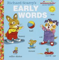 Richard Scarry's Early Words