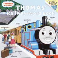Thomas' Railway Word Book