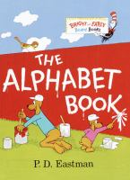 The Alphabet Book /cP. D. Eastman