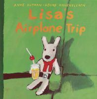 Lisa's Airplane Trip