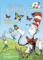 My, Oh My-- A Butterfly!