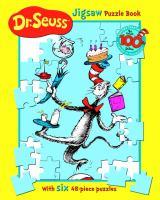 Dr. Seuss Jigsaw Puzzle Book