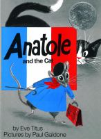 Anatole and the Cat
