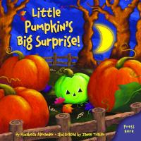 Little Pumpkin's Big Surprise!