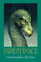 Inheritance, Or, The Vault of Souls