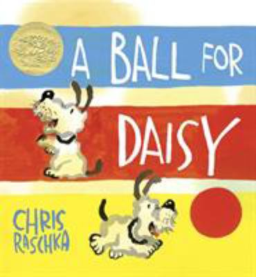 Cover image for A Ball for Daisy