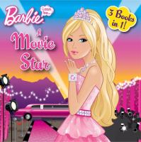 Barbie I Can Be-- A Movie Star