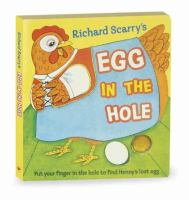 Richard Scarry's Egg In The Ole