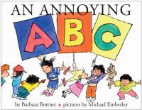 An Annoying ABC