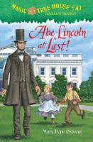 Abe Lincoln at Last!