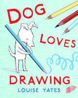 Cover of Dog Loves Drawing