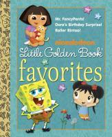 NICKELODEON LITTLE GOLDEN BOOK FAVORITES